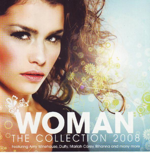 WOMAN - The collection 2008 (CD) STARCD 7251 (FREE BULK