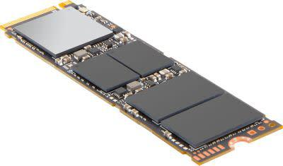 Intel 660p 512gb pcie nvme m.2 2280 ssd (solid state drive)