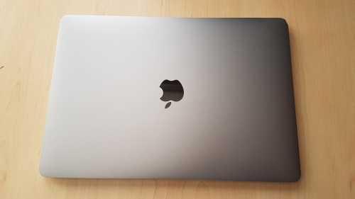 Macbook pro touch bar (13-inch, 2017)   intel core i5-7267u