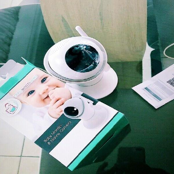 Nanny & baby monitors - only uses once for testing