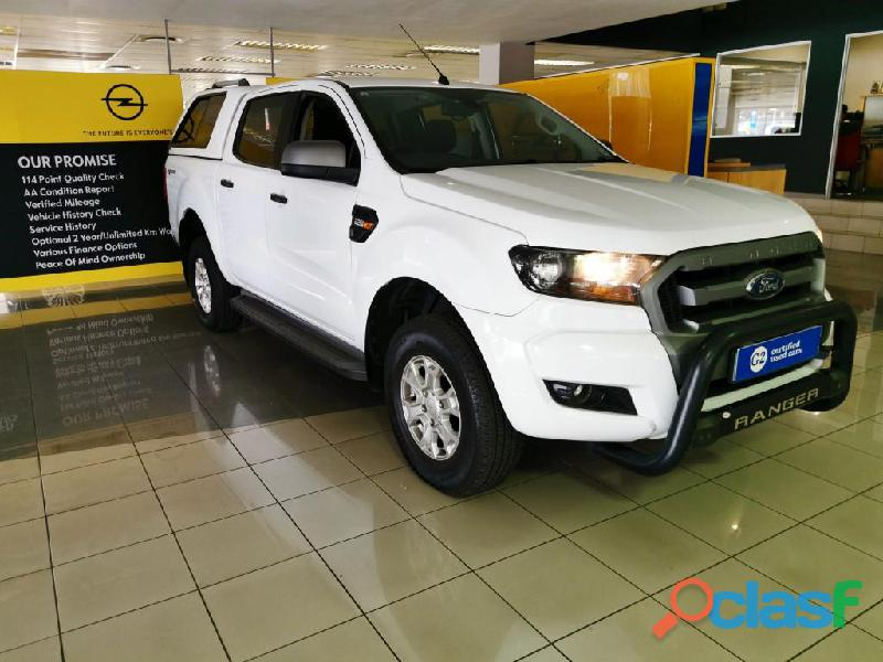 2016 Ford Ranger 2.2 double cab Hi Rider XLS 6