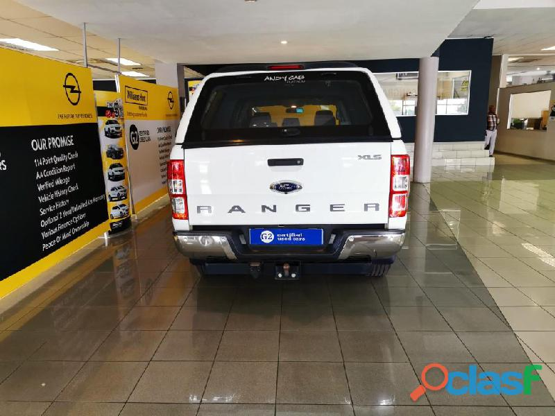 2016 Ford Ranger 2.2 double cab Hi Rider XLS 1