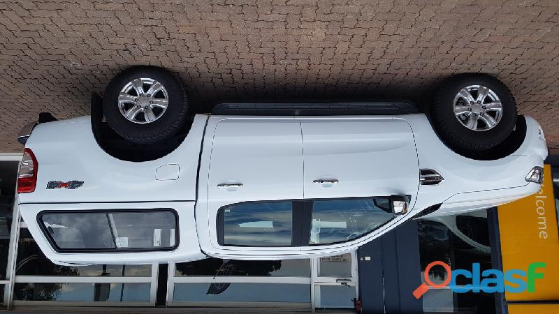 2019 Ford Ranger 2.0Turbo Double Cab 4x4 XLT Auto 4