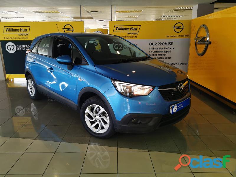 2019 Opel Crossland X Enjoy 1.2T Auto