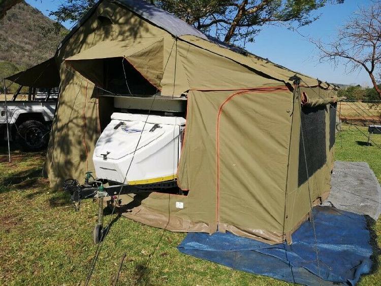 Jurgens safari camping trailers