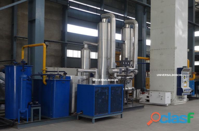 Medical hospital oxygen generator plant
