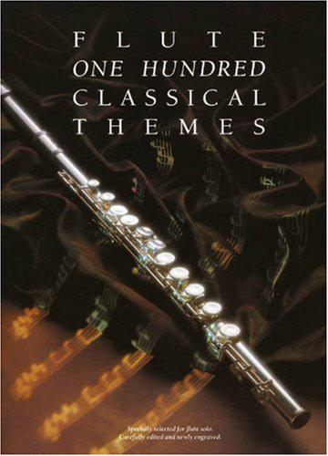 100 classical themes for flute by martin frith