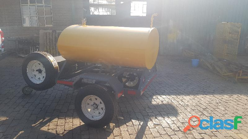 1000litre diesel bowser brand new