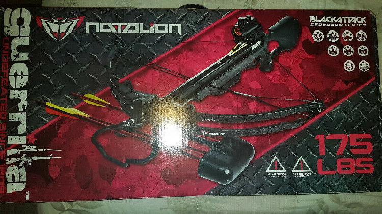 Crossbow 175lb guerrilla natalion