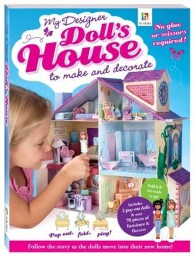My designer dolls house by hinkler books pty ltd