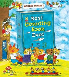 Richard scarrys best counting book ever by richard scarry