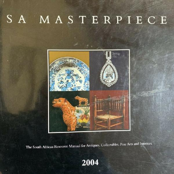 Sa masterpiece book (manual for antiques, collectables etc.)