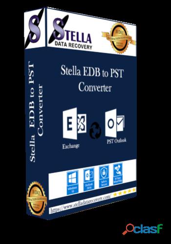 Best EDB To PST Converter Software