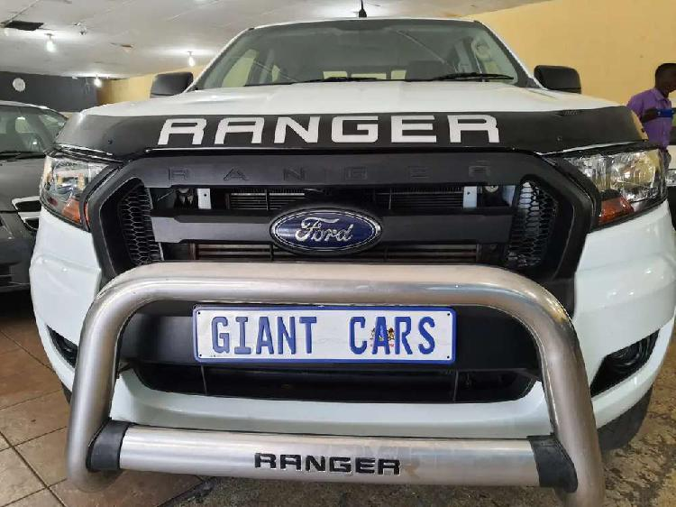 2015 ford ranger 2.2tdci double cab manual