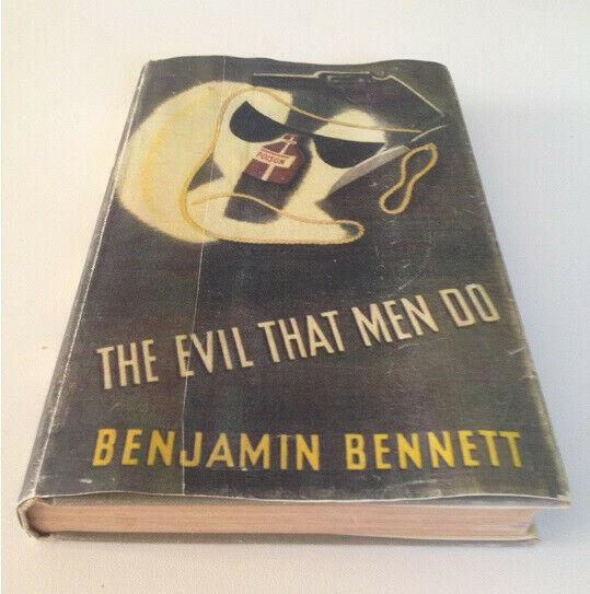 Book: the evil that men do for sale