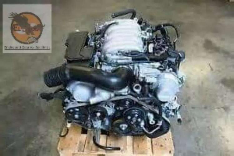 Lexus v8 pre-wired engines