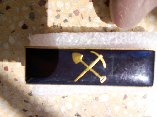 North west command, higher formation bar, all pins
