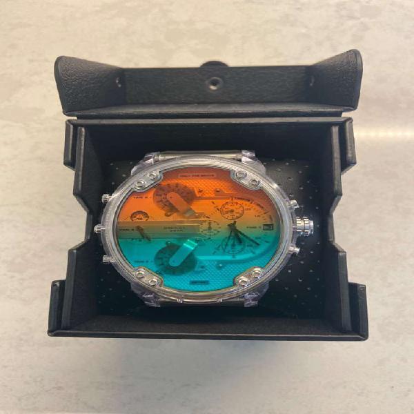 Rare new diesel watch for sale. the daddies series dz7427