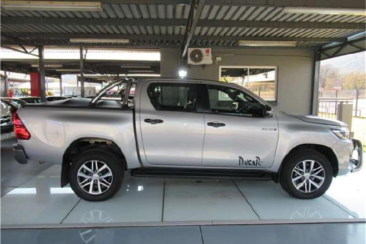 Toyota hilux double cab hilux 2.8 gd 6 rb raider p/u d/c