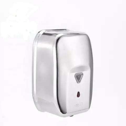 Automatic soap/sanitizer despenser stainless steel 1200ml