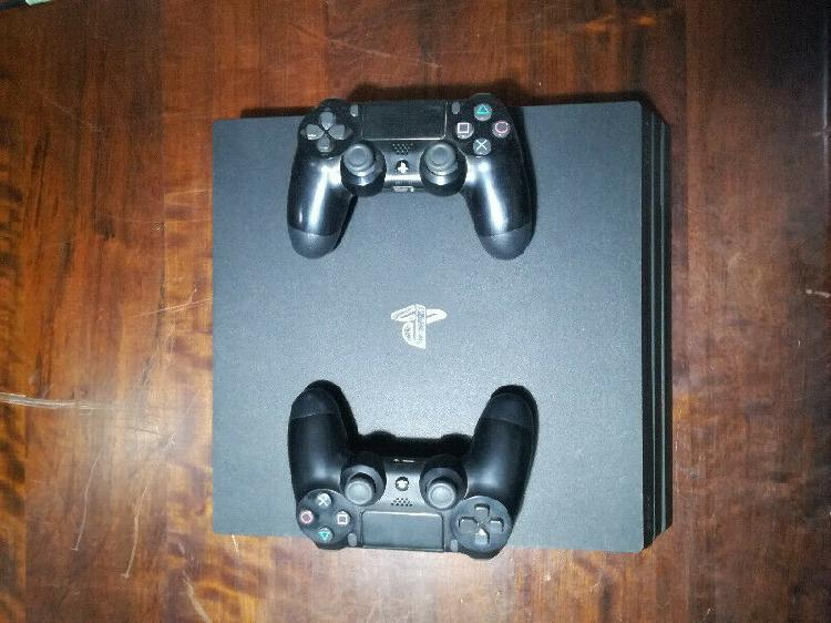 Ps4 pro (playstation 4 pro) 1tb for sale.