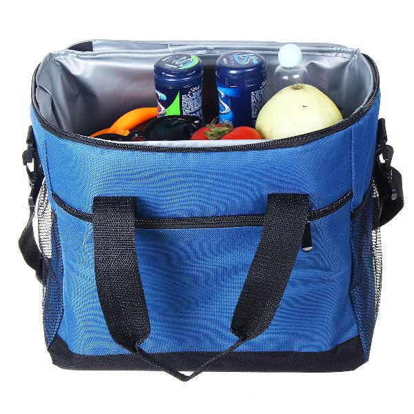 Waterproof 16l insulated thermal shoulder picnic cooler