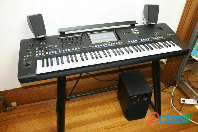 For sell yamaha tyros 5 keyboard/playstation 4 500gb