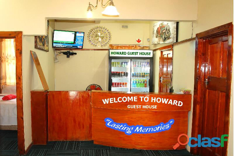 howard square guest house in benoni
