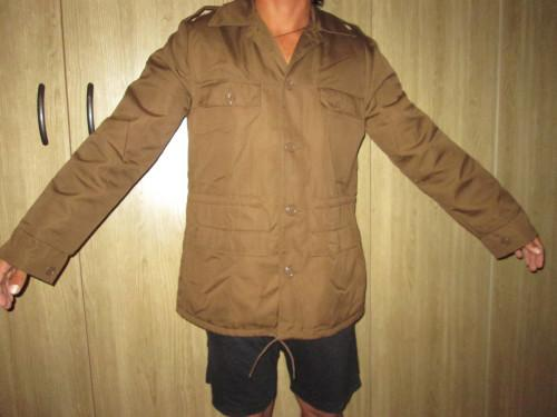 New Nutria Warm Coat, Bosbaadjie with padding, SADF