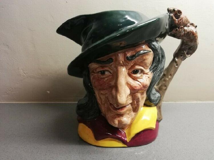 Rare vintage royal doulton pied piper jug