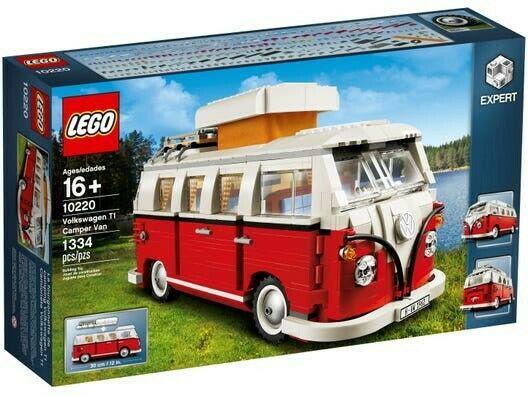 Volkswagen camper van creator expert