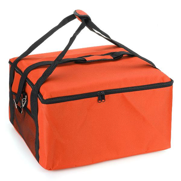 16 waterproof pizza insulated bag cooler bag insulation