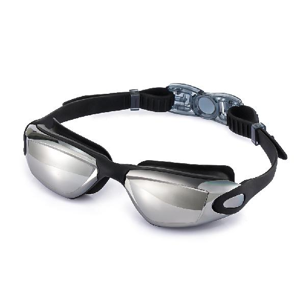 Anti-fog Swimming Goggles UV Protection Lenses Wide View