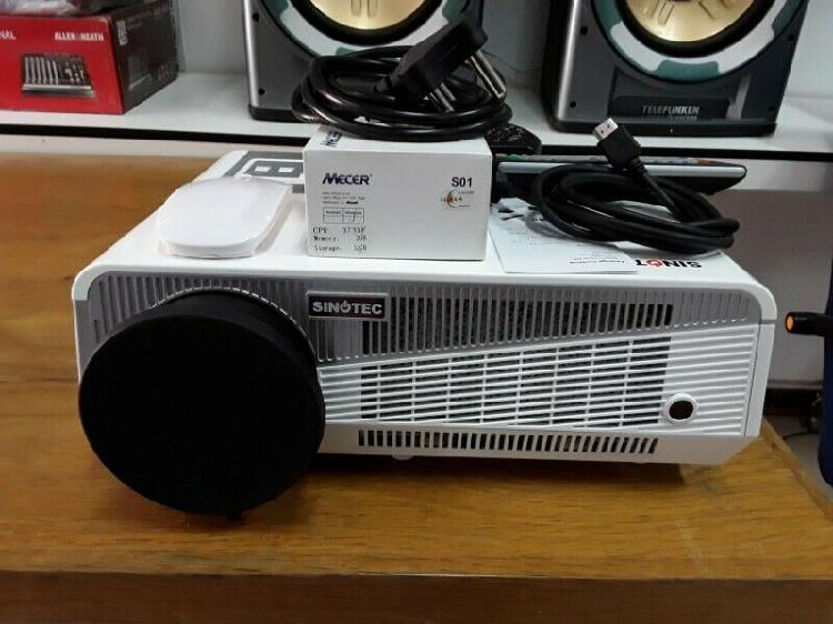 Bargain deal on sinotec projector