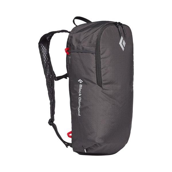 Black Diamond Trail Zip 14L Backpack - Black