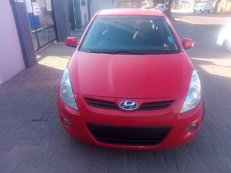 Hyundai i20 1.4 (2012)