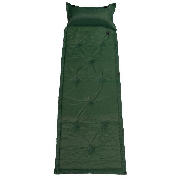 Ipree 183x57x2.5cm self inflatable air mattress camping