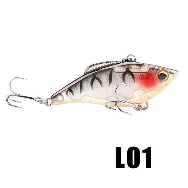 SeaKnight SK010 1PCS VIB Fishing Lure 6cm 9.5g Sinking Lure