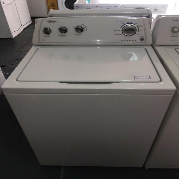 Whirlpool heavy duty washing machine