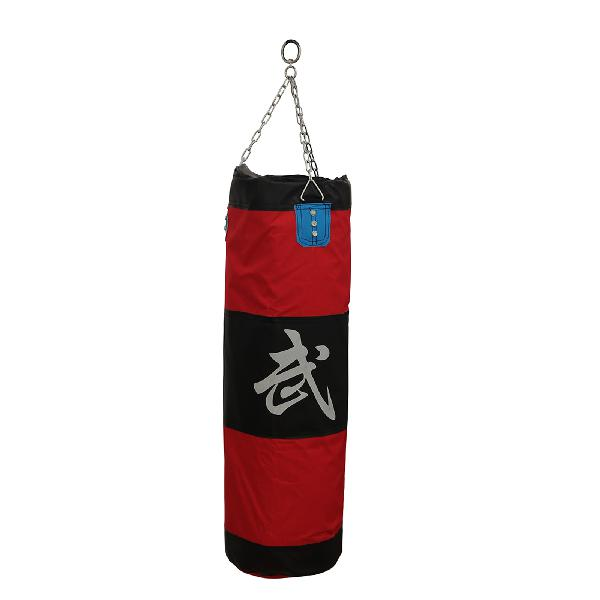 Zooboo 3ft Unfilled Heavy Punch Sandbag Chain Punchbag