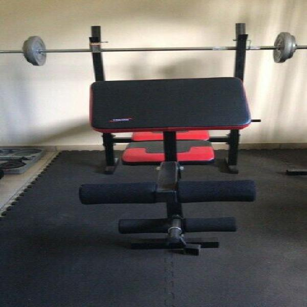 Complete gym