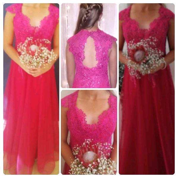 Evening/matrix fairwell or bridesmaids dress