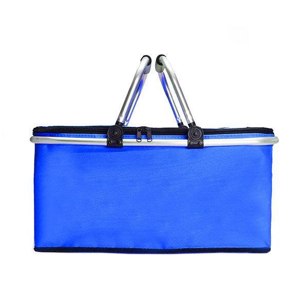 Kcasa kc-bb474 folding picnic basket portable insulated