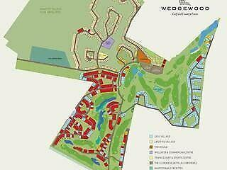 Vacant land / plot for sale at wedgewood golf estate