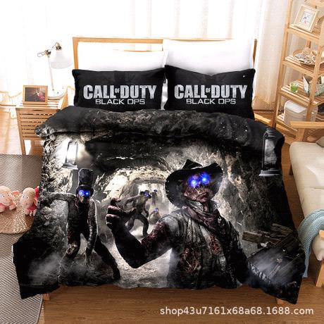 Call*duty double bed set