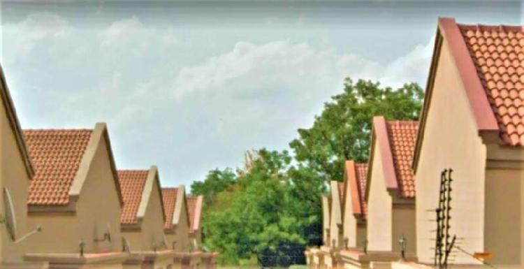 Duplex in polokwane now available