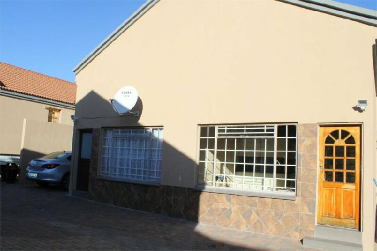 Townhouse in polokwane now available