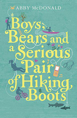 Boys, bears, and a serious pair of hiking boots by abby