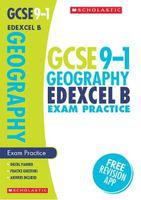 Geography exam practice book for edexcel b (paperback)