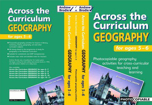 Geography for ages 5-6: photocopiable geography activities